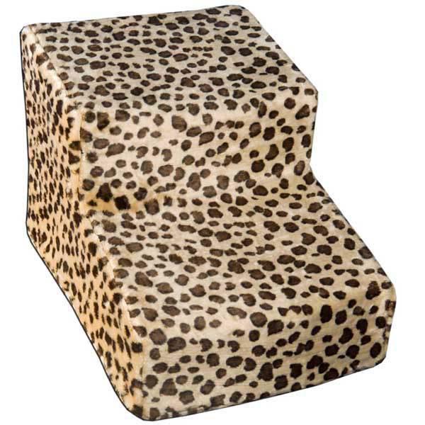 Soft Step Pet Stairs - Jaguar