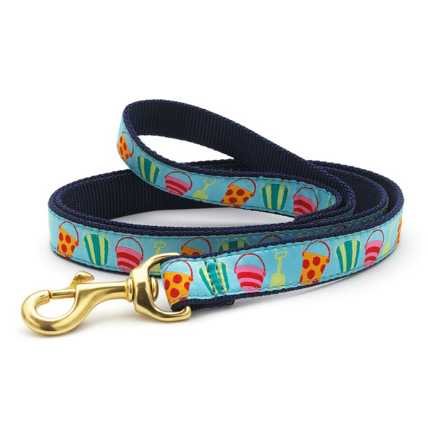 Sand Pail Dog Leash by Up Country