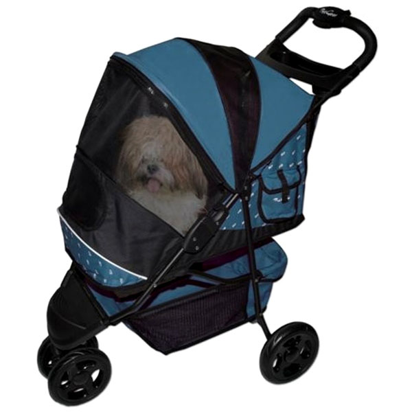 Special Edition Pet Stroller - Blueberry
