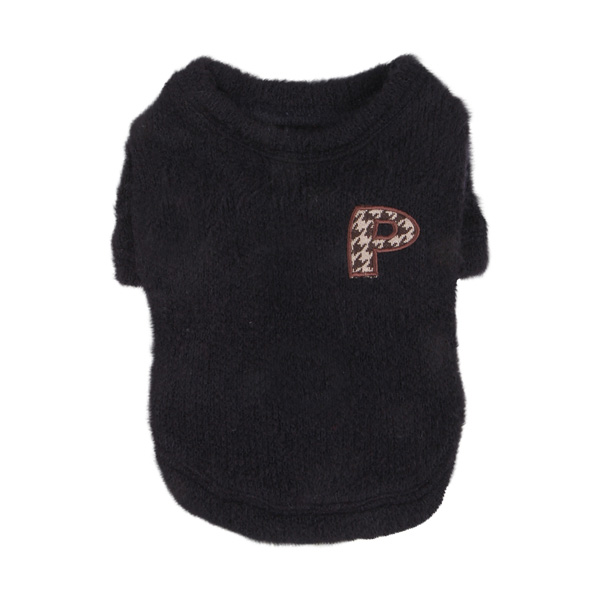 Spice Dog Sweater by Puppia - Navy