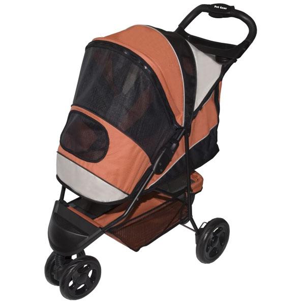 Sportster Pet Stroller - Mango