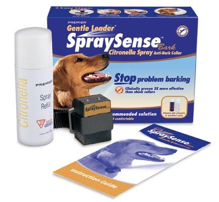 SpraySense Anti-Bark Collar - Citronella