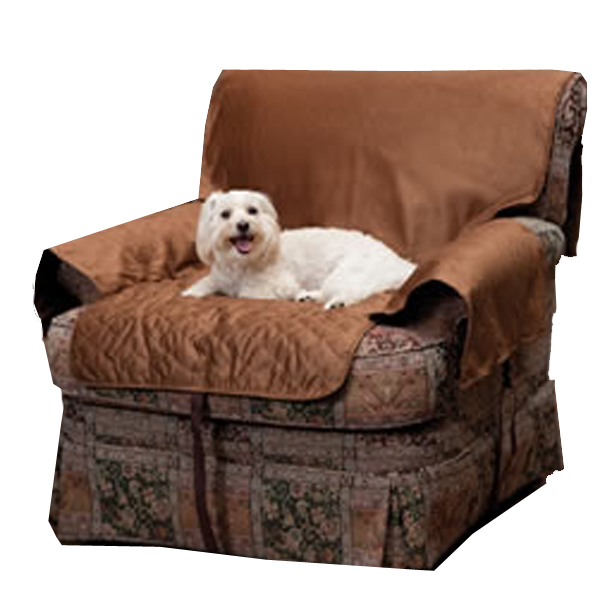 Sta-Put Pet Full Fit Furniture Protector by Solvit - Cocoa