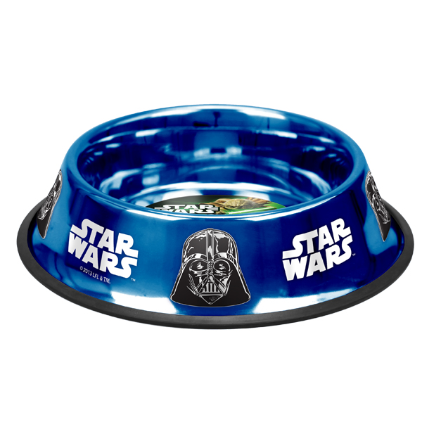 Star Wars Darth Vader Pet Bowl