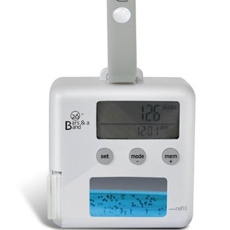 Stride Pedometer and Poop Bag Dispenser - Original