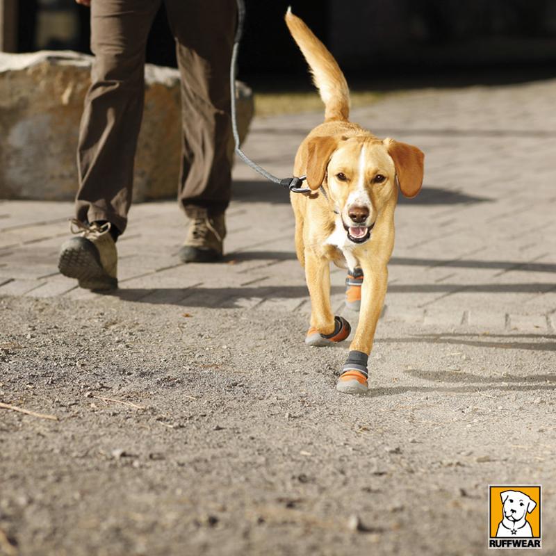 Summit Trex Dog Boots by Ruffwear - Burnt Orange