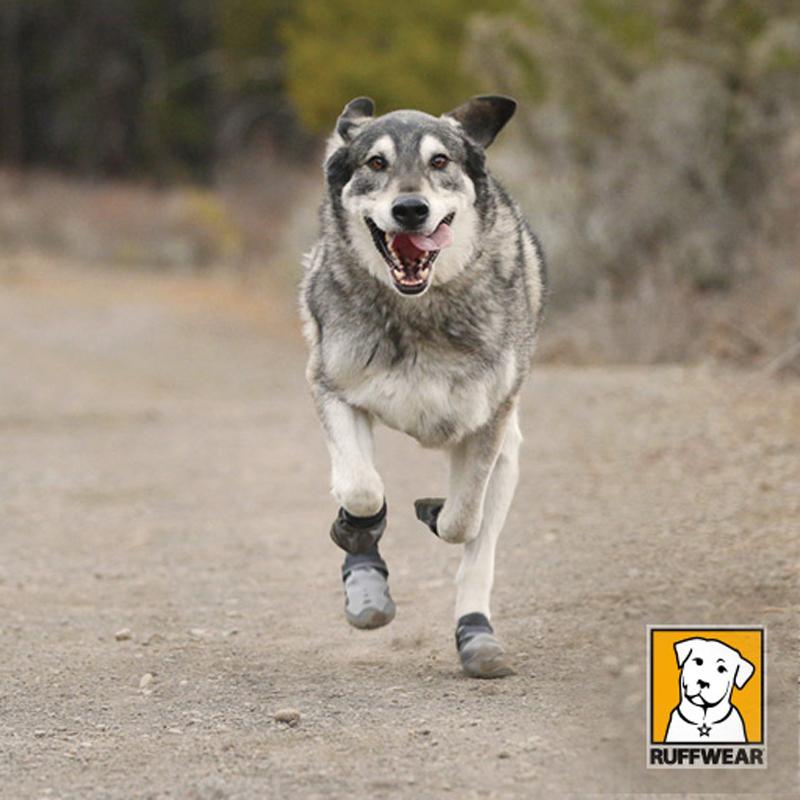 Summit Trex Dog Boots by Ruffwear - Storm Gray