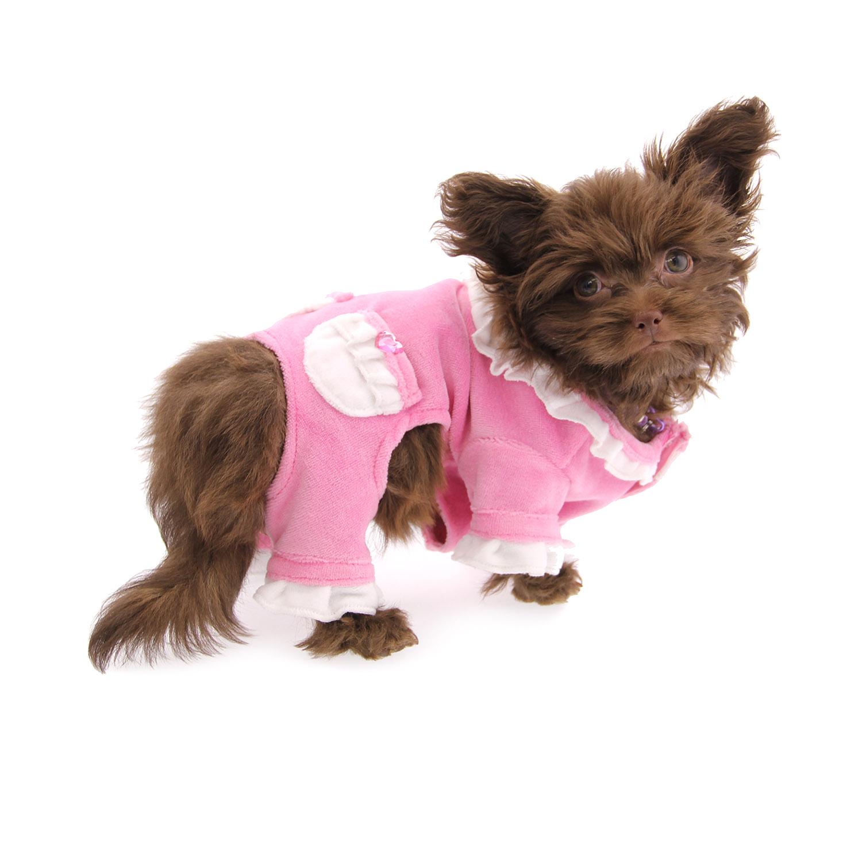 Sweety Dog Jumper Pajamas by Hip Doggie