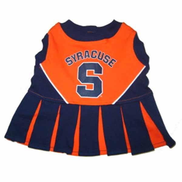 Syracuse Cheerleader Dog Dress