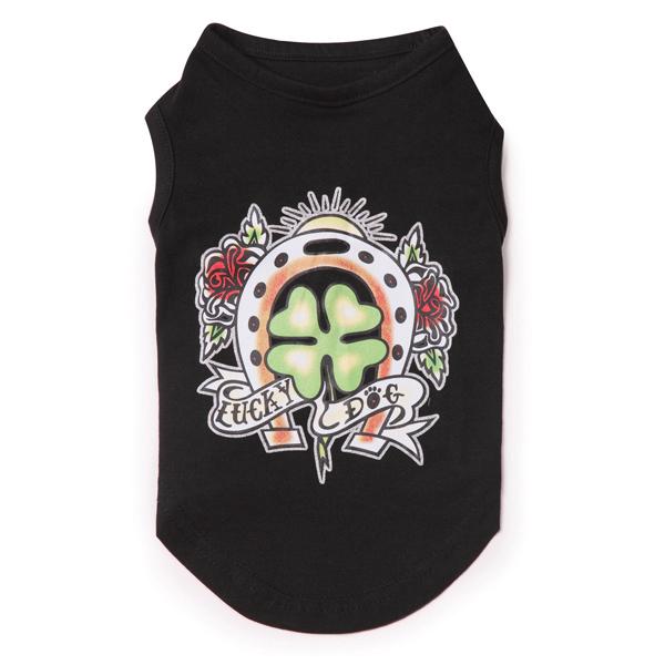 Tattoo Shirt for Dogs - Clover
