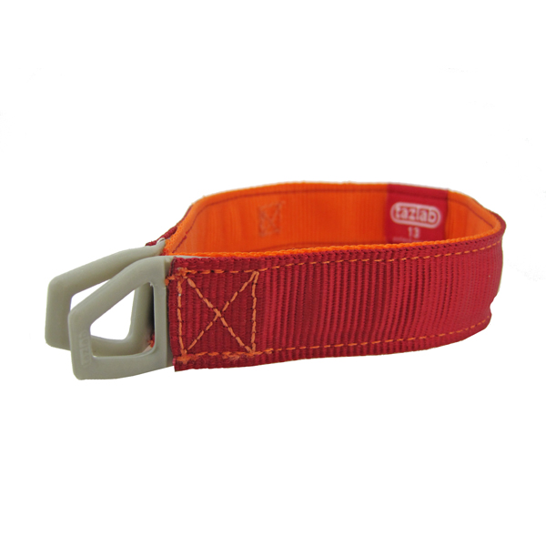 Tazlab Safe-T-Stretch Dog Collar - Red Rocks Red
