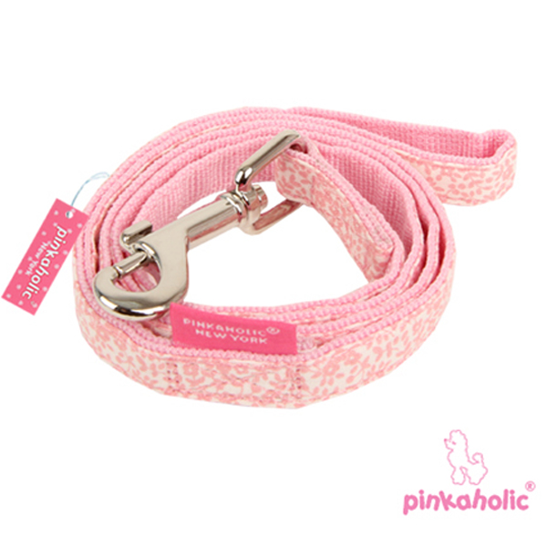 Tenderfoot Dog Leash by Pinkaholic - Pink