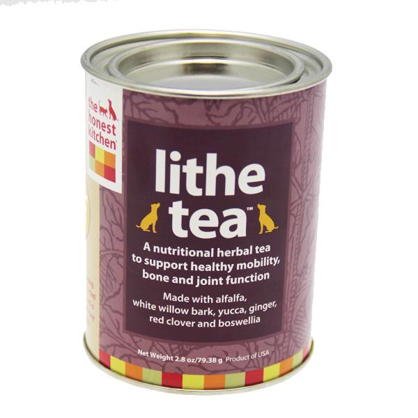 The Honest Kitchen's Lithe Herbal Dog Tea
