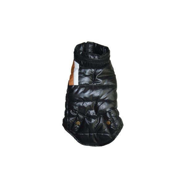 The Puffer Ski Vest - Black