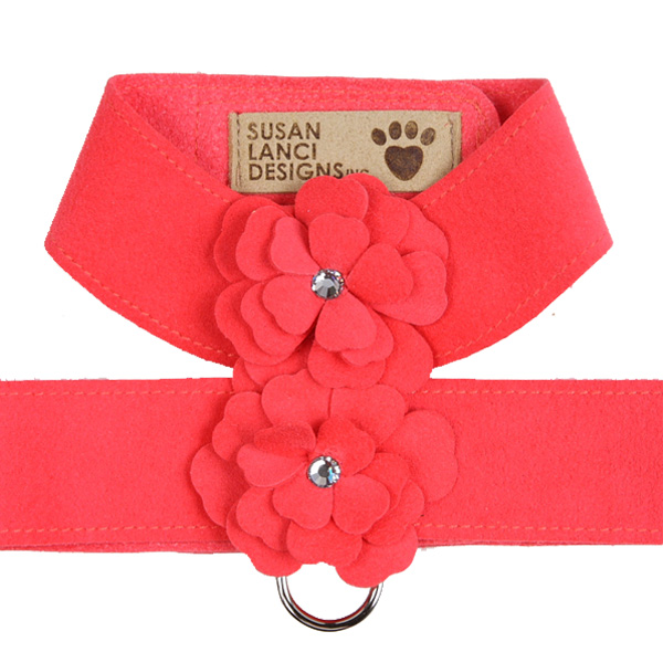 Tinkie's Garden Series Dog Harness by Susan Lanci - Melon