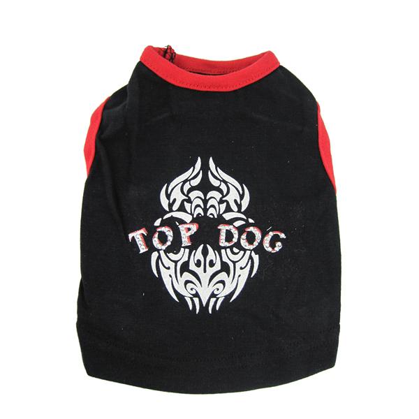 Top Dog Attitude Dog Tank Top