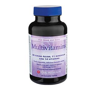 Total Pet Health Multivitamin Tablets