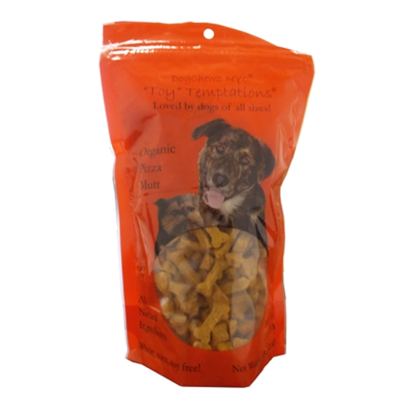 Toy Temptations Dog Treats - Organic Pizza Mutt