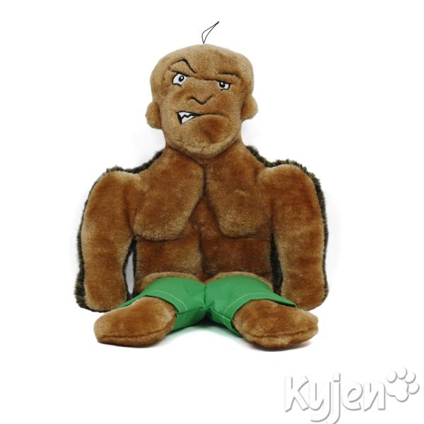 Tuff Guy Lars Squeaker Mat Dog Toy
