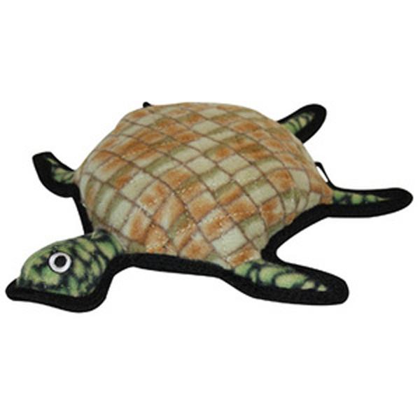 Tuffy Dog Toys Sea Creatures - Burtle Turtle