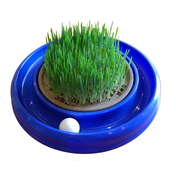 Turbo Scratcher Cat Grass