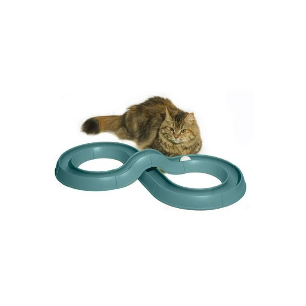 Turbo Track Cat Toy