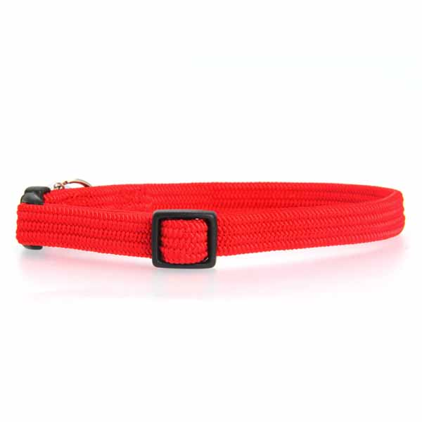 Twice as Nice Kitty Break-Away Cat Collar - Red