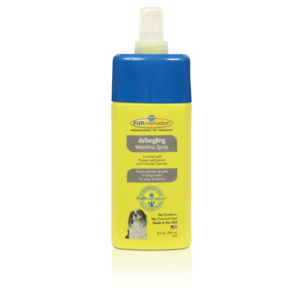 Ultra Premium DeTangling Waterless Pet Spray