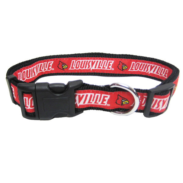 University of Louisville Cardinals Dog Collar