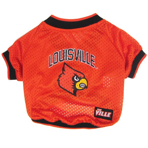 University of Louisville Cardinals Dog Jersey