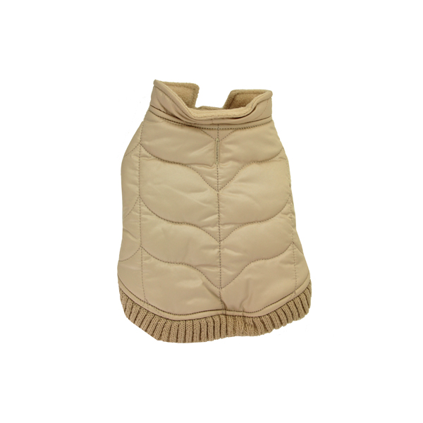 Urban Bubble Jacket by Dogo - Beige