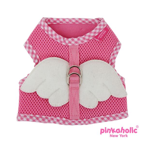 Venus Pinka Dog Harness by Pinkaholic - Pink