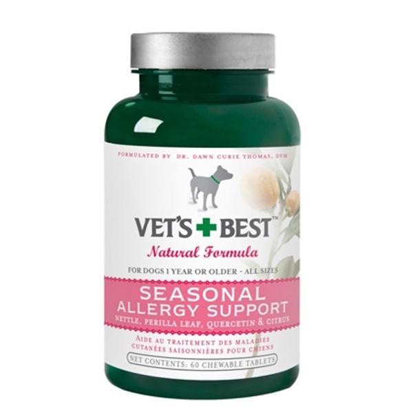 Vet's Best Seasonal Allergy Dog Support