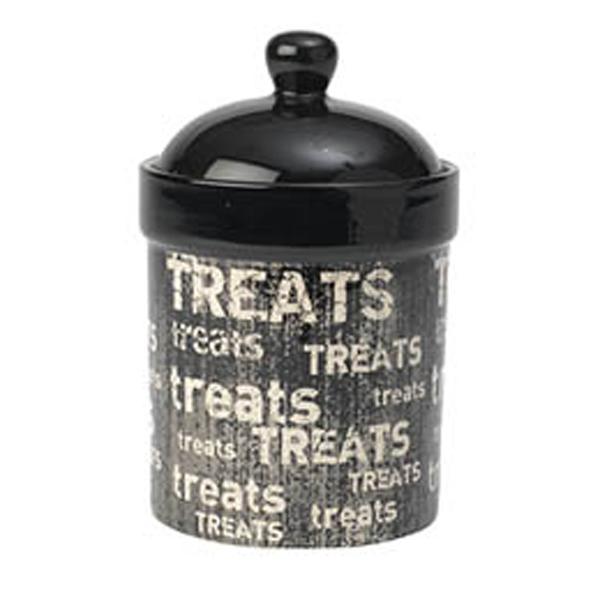 Vintage Treat Jar by Petrageous
