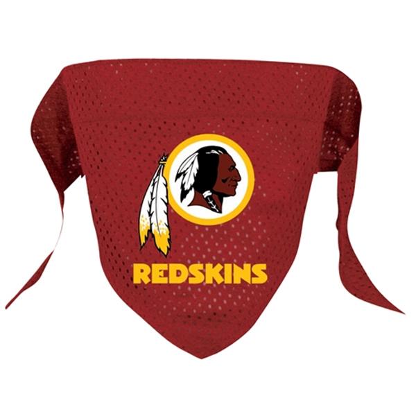 Washington Redskins Mesh Dog Bandana