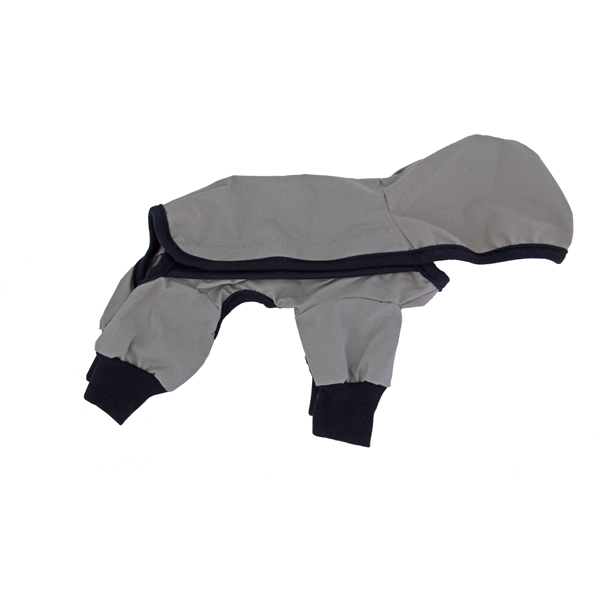 Water Resistant Rain/Mud Suit - Gray