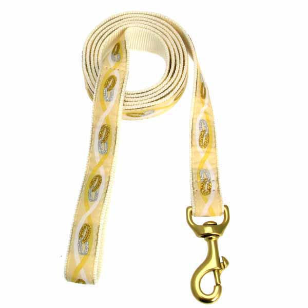 Up Country Wedding Collection - Eternity Dog Leash