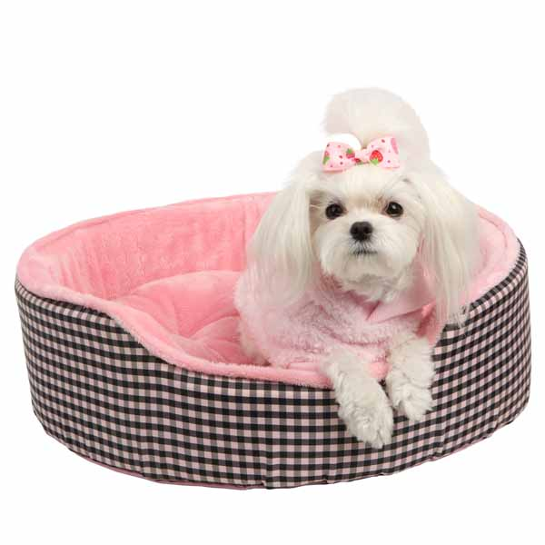 Witty Dog Bed by Pinkaholic  - Pink