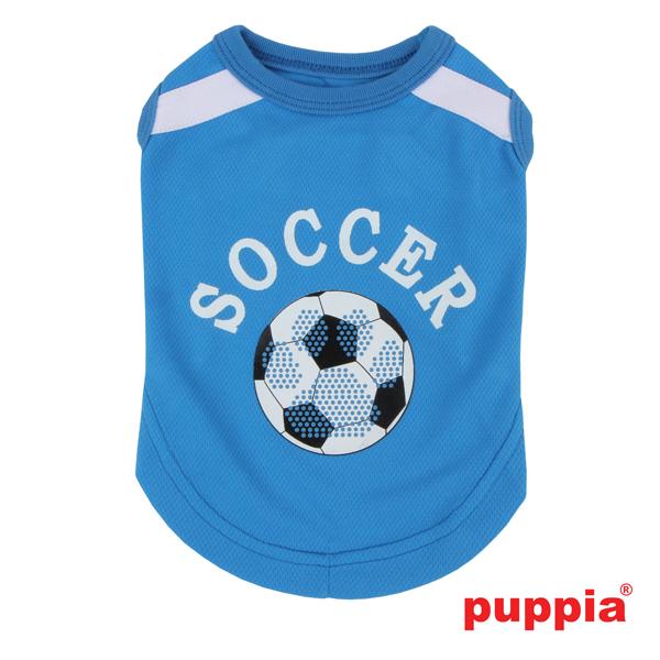 Worldpup Dog Shirt by Puppia - Blue