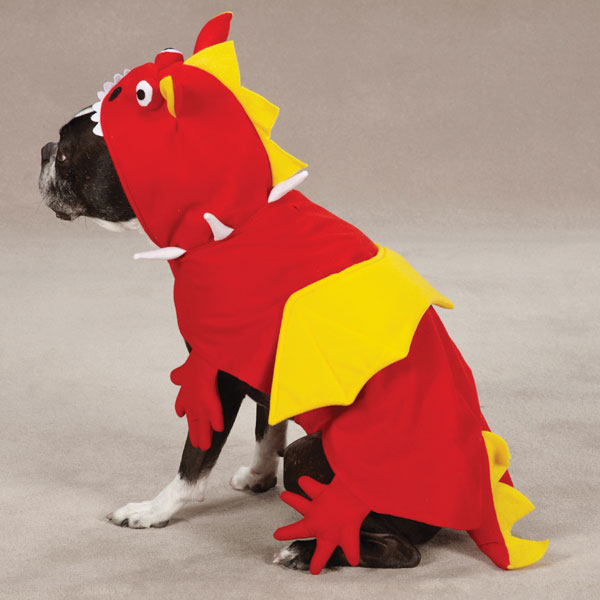 Dragon Halloween Dog Costume