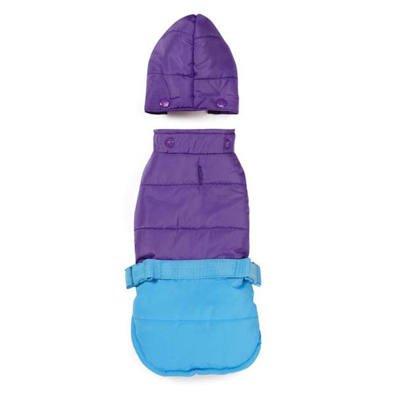Trek Puffy Dog Jacket - Ultra Violet