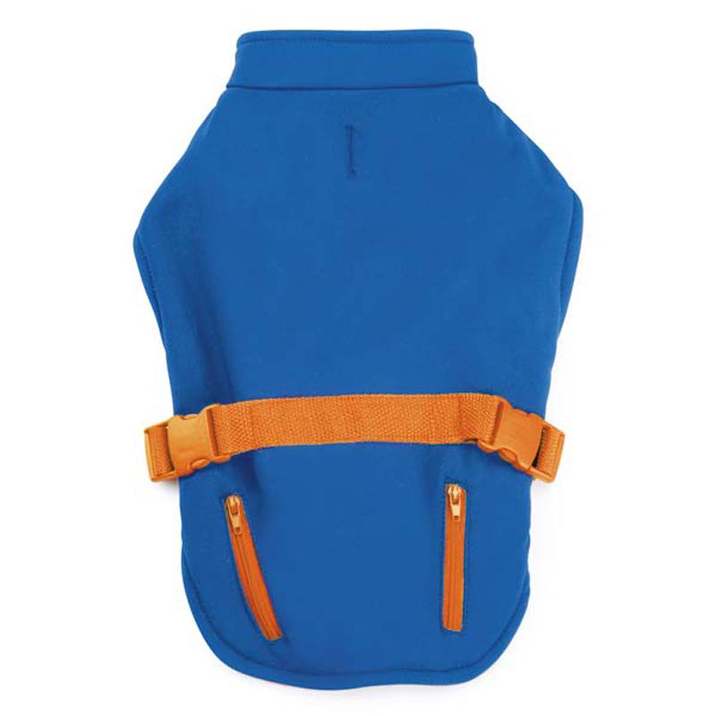 Trek Sport Dog Jacket - Blue