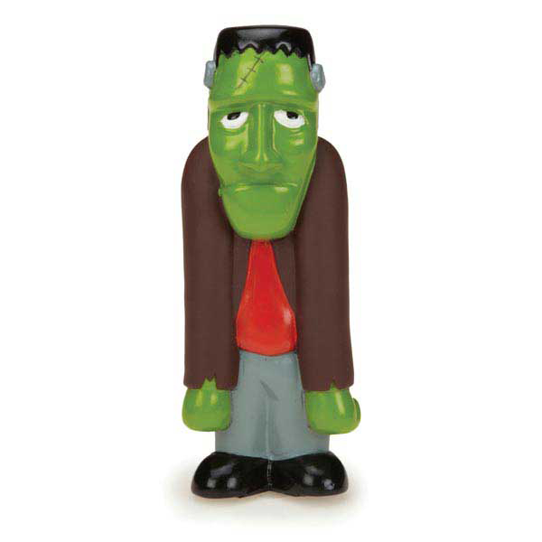 Zanies Creepy Squeakers Dog Toy - Frankenstein