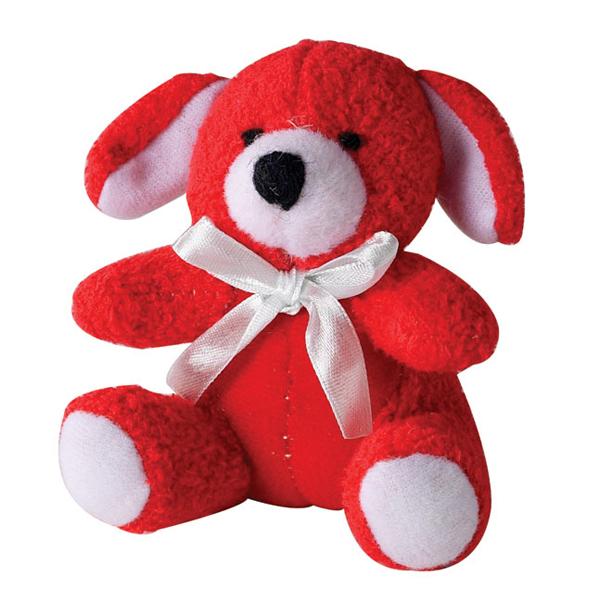 Zanies Itty Bitty Dog Toy - Dinky Dog