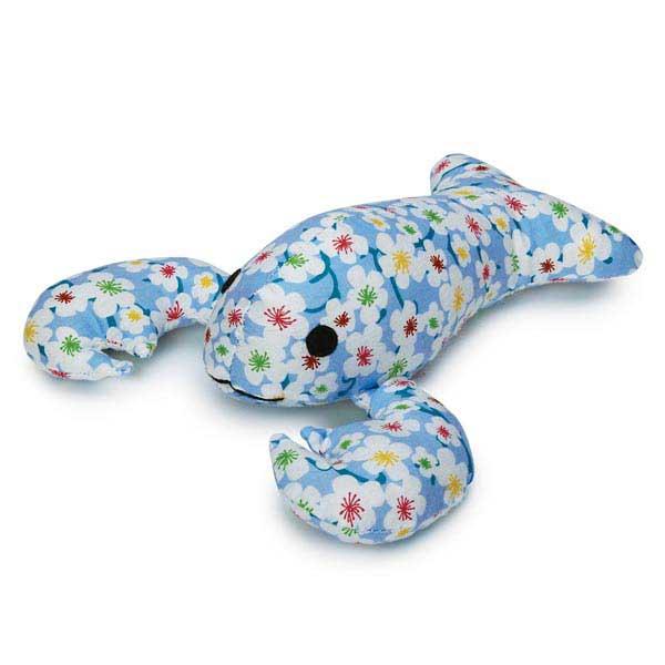 Zanies Lovely Lobster Dog Toy - Blue