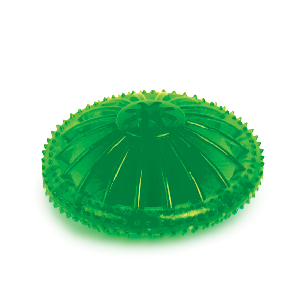 Zanies Orbitron Dog Toy - Green