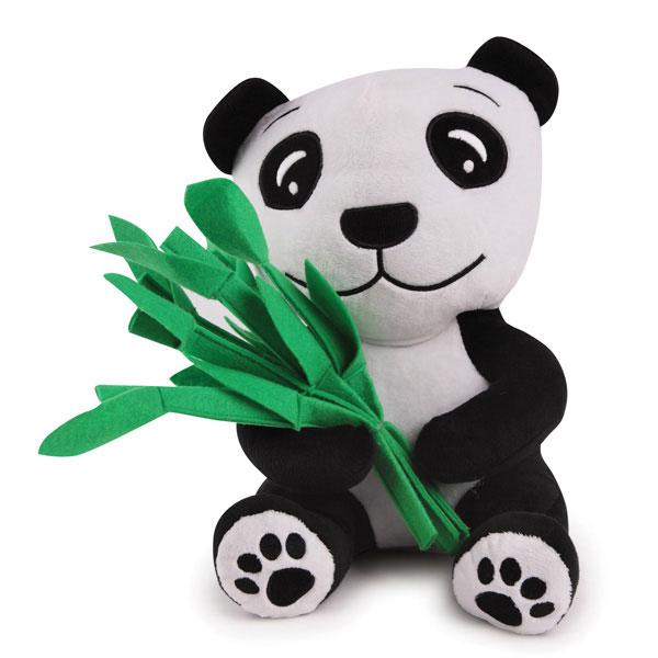Zanies Prosperity Panda Dog Toy