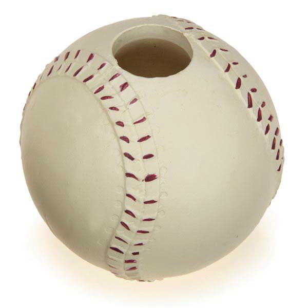 Zanies Sport Star Ball Dog Toy - Baseball