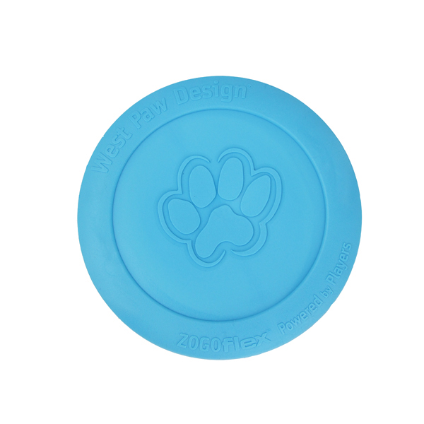 Zisc Flying Dog Toy - Blue