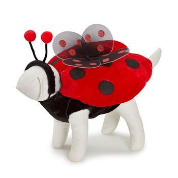 Be Good Oversized Lady Bug Dog Costume starting at $12.00!